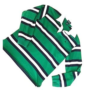 Polo by Ralph Lauren Rugby XL green, blue #P00022T